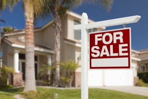 Homes For Sale in Sacramento CA Real Estate Sign